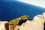 Aussicht von Cape Point