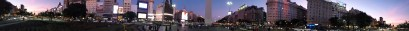 Am Obelisken
