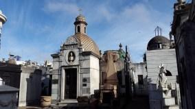Auf dem berühmten Friedhof
