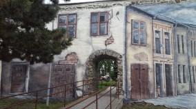 Mauer in Prostejov
