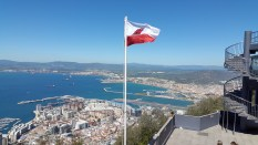 Gibraltars Flagge