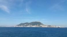 Da ist wieder Gibraltar