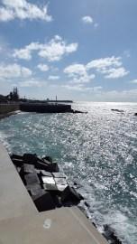 Am Meer an der Nordküste