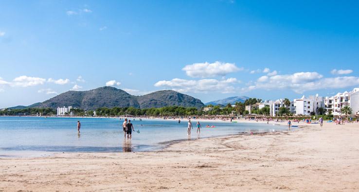 ᐅ top 10 schonste strande buchten auf mallorca 2021