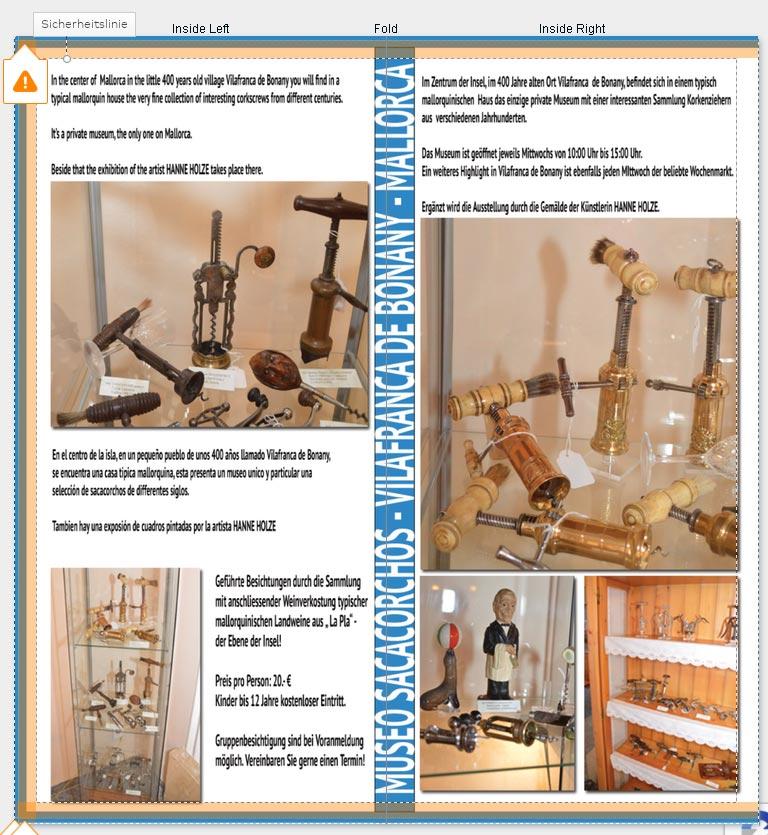 Korkenzieher Museum Mallorca