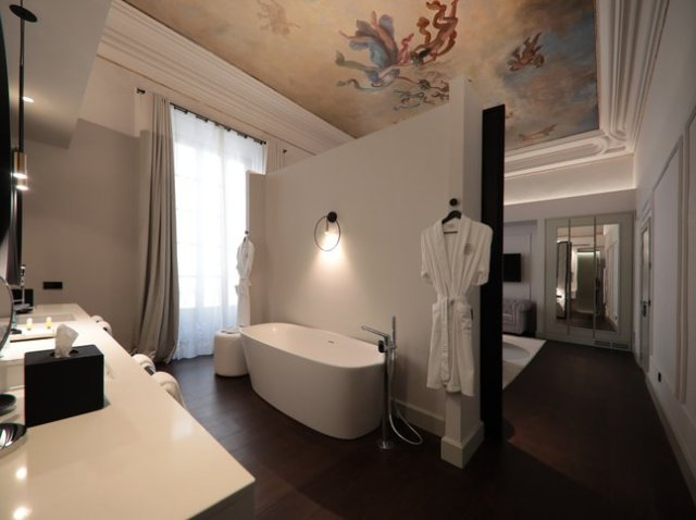30 suite parietti room summum prime boutique hotel