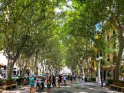 Mallorca mit Maske statt Masse