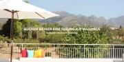 Rabattangebot für Tagungen auf der Finca Los Naranjos auf Mallorca