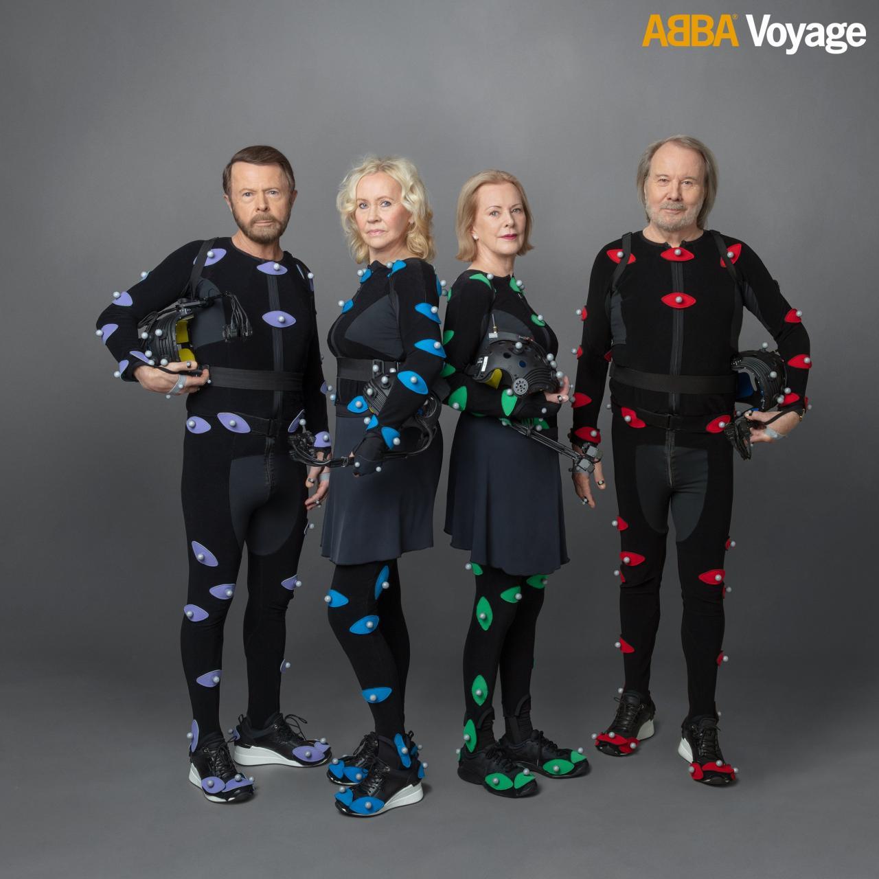 "ABBA kündigt neues Studioalbum ""Voyage"" an"