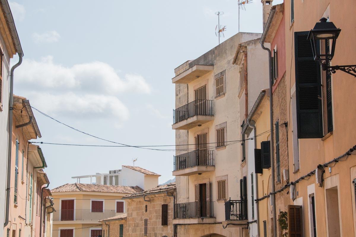 Altstadt Alcúdia