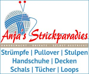 Anja's Strickparadies - Handgemacht / Unikate / Selbstgestrickt