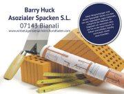 Barry Huck, was soll die Scheisse?