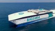 Wiederaufnahme der Dienste von Baleària Inter-Islas am 25. Mai