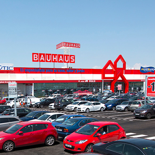 Bauhaus Filiale