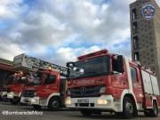 Costa de los Pinos - Hotel wegen Brand evakuiert
