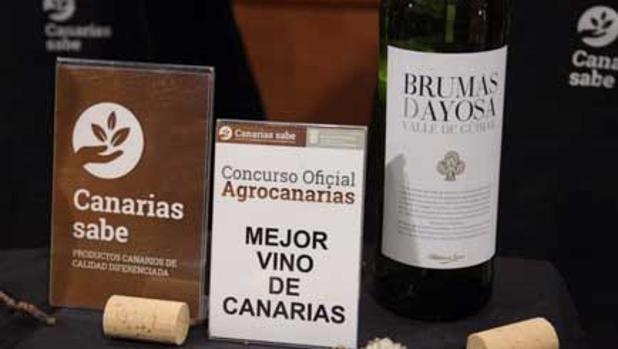 Bester Wein der Kanarischen Inseln im Jahr 2020
