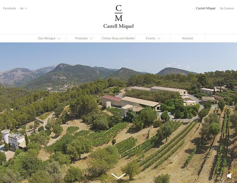 Castell Miquel