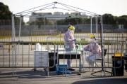 "Zwölf ""Covid-Express-Test""-Linien auf Mallorca"