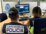Policía Nacional kommt mit mobilem Einsatz nach Sant Llorenç