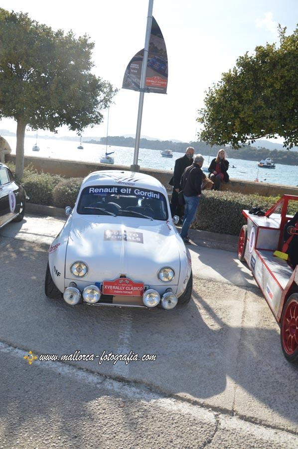 XVII Rally Clásico Isla de Mallorca ist gestartet