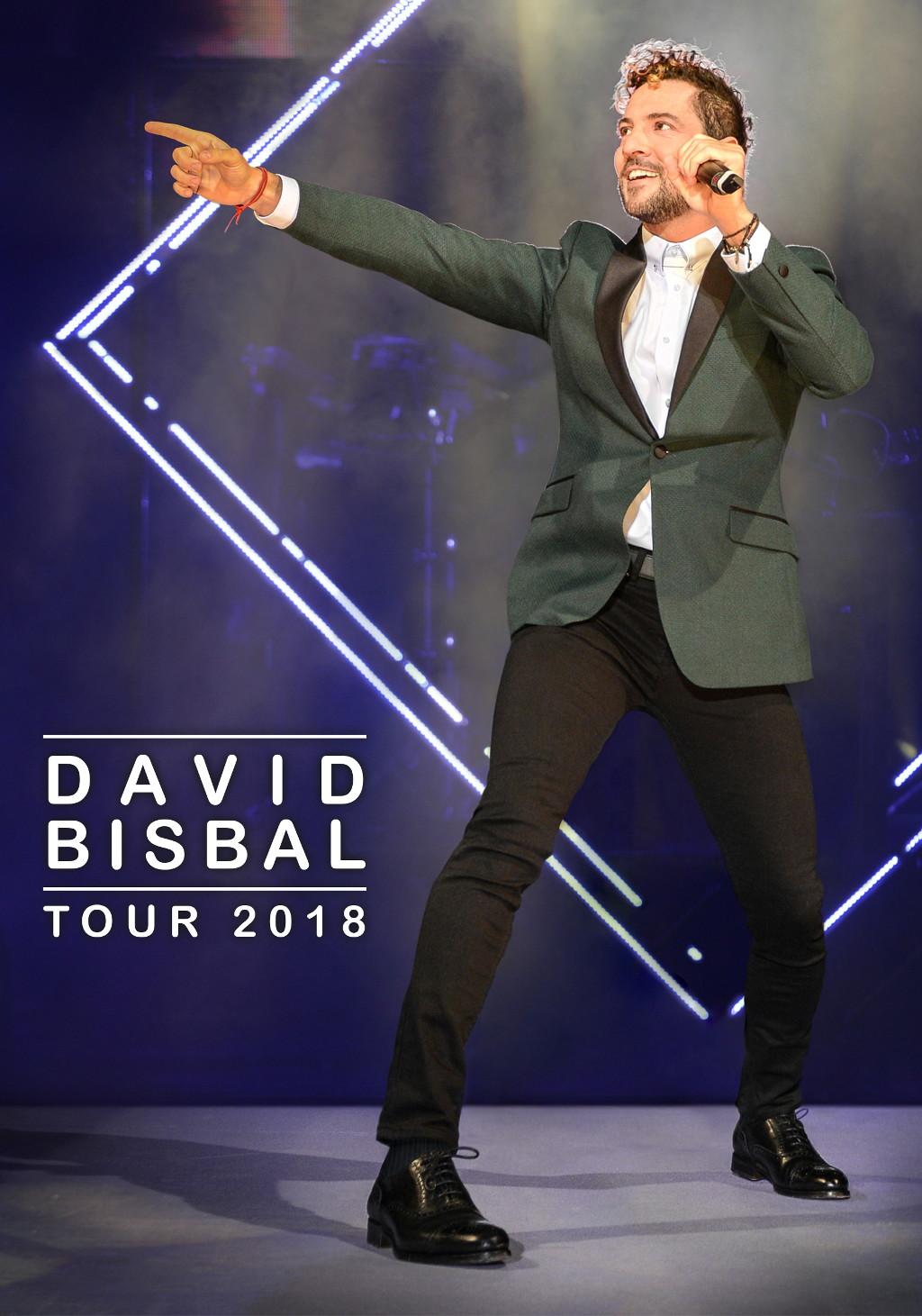 David Bisbal Tour 2019