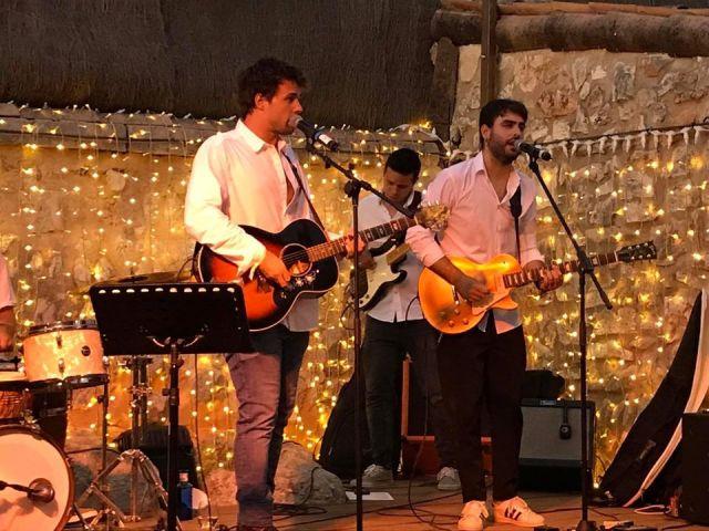 Dennis Mansfeld und Band