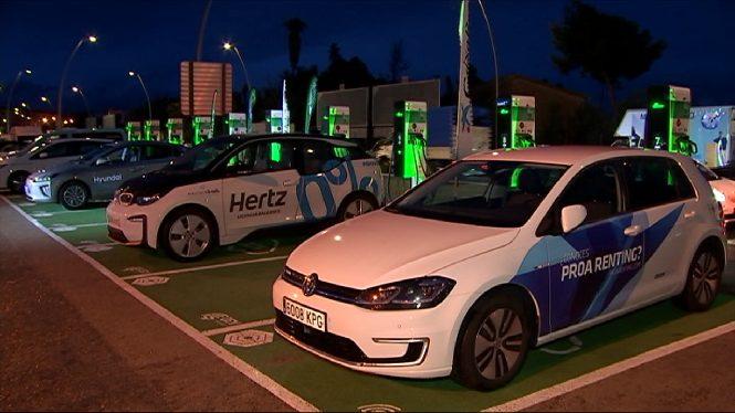 Mallorca setzt auf das Elektroauto