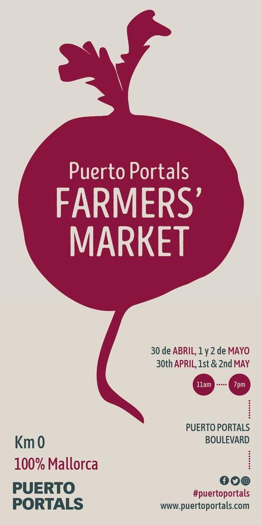 Farmers Market Puerto Portals 2021