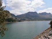 Stauseen Cúber und Gorg Blau nach Regenfällen zu 62% gefüllt