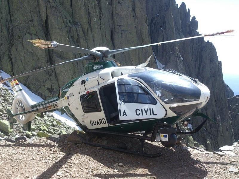 Guardia Civil Helikopter