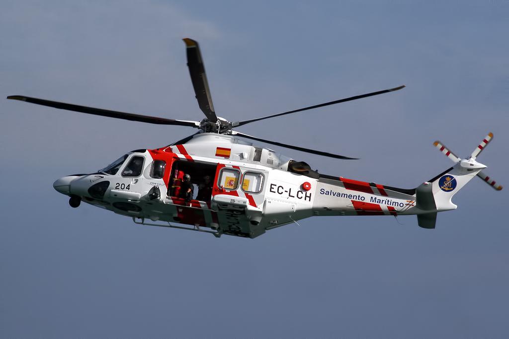 AgustaWestland AW139 Salvamento Marítimo EC-LCH