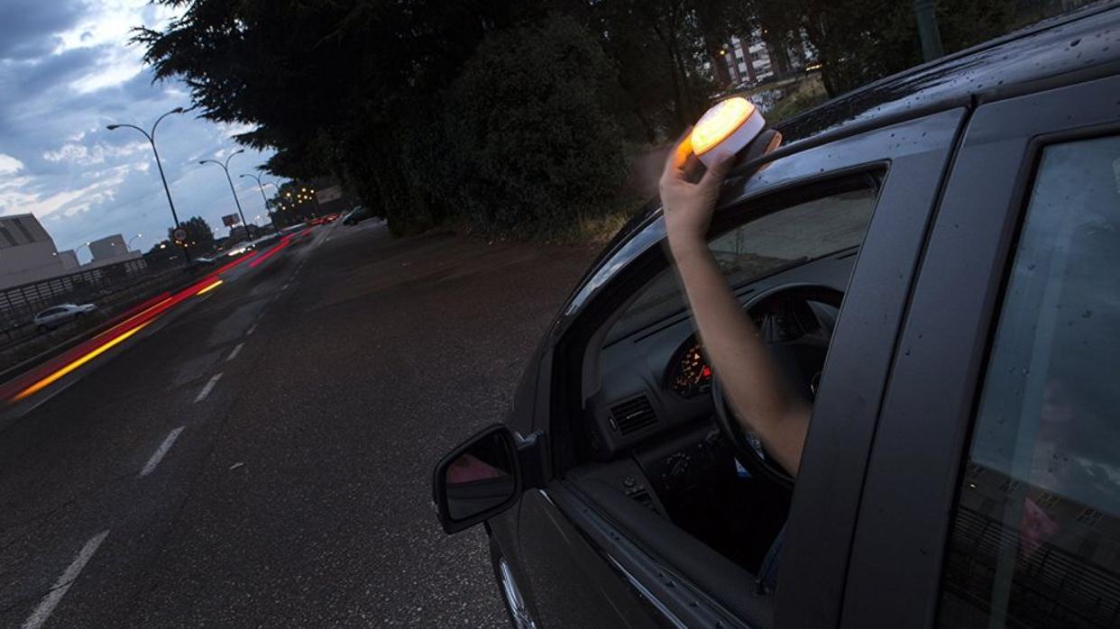 DGT Lichtsignale - HelpFlash