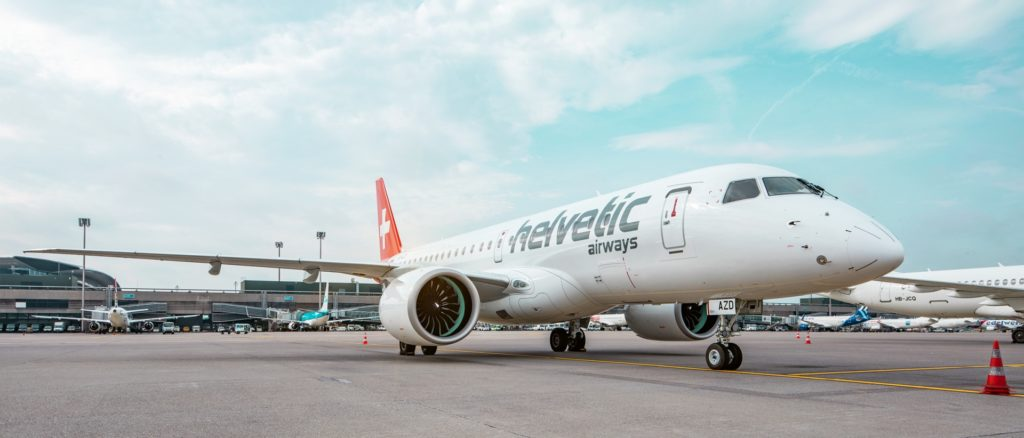 Helvetic Airways fliegt die Balearen an