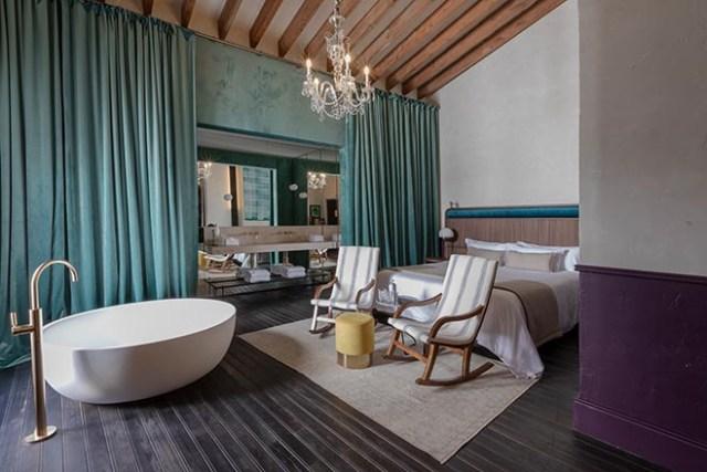Dornbracht Systeme im Hotel Spa. Fotocredit: Can Bordoy Grand House & Garden