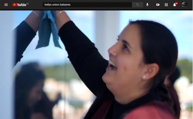 kellys de Baleares - Housekeeping