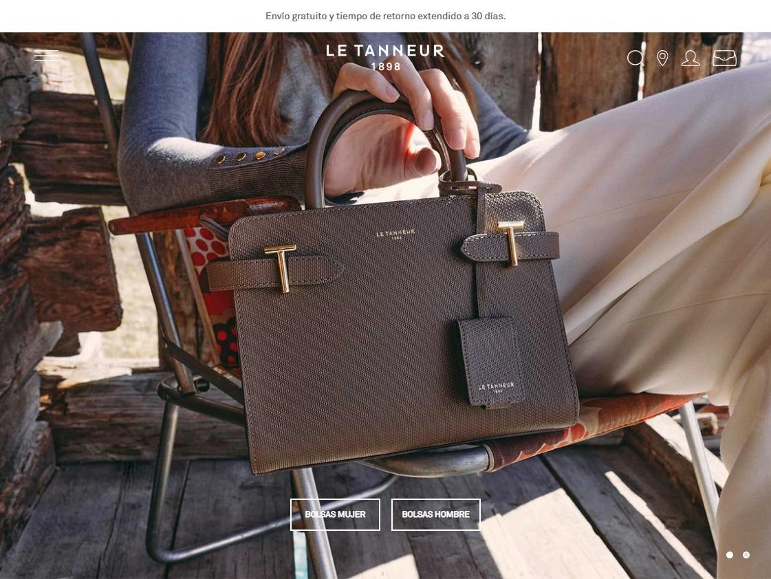 Das französische Premium-Accessoires-Unternehmen Le Tanneur