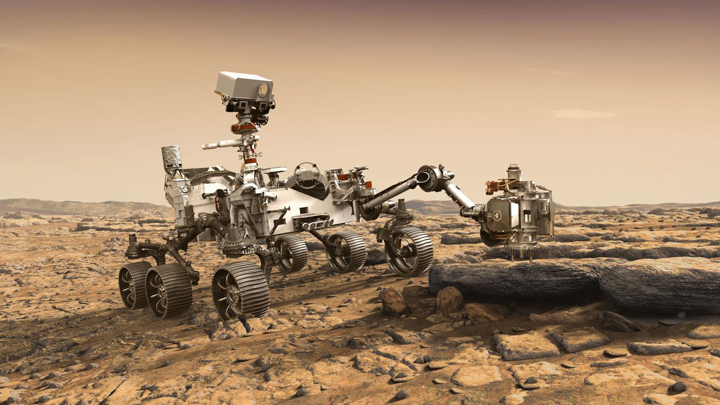 MEDA-Sensor (Mars Environmental Dynamics Analyzer)