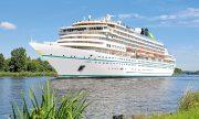 "Luxus-Kreuzfahrtschiff ""Amera"" erstmals in Palma de Mallorca"