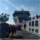 Kreuzfahrtschiff kollidiert mit einem Touristenschiff in Venedig