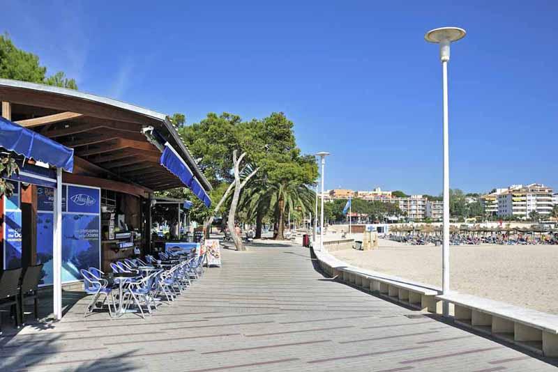 Magaluf Promenade