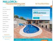 Neues Webseiten Design vom Marktführer Mallorca Fincavermietung