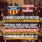 """Regierungsdelegation genehmigt die dritte Demonstration von """"La Resistencia"""", aber unter Bedingungen"""