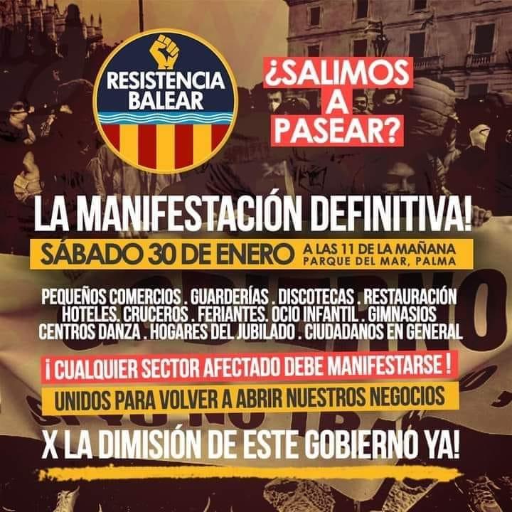 Manifestation 30.01.2021