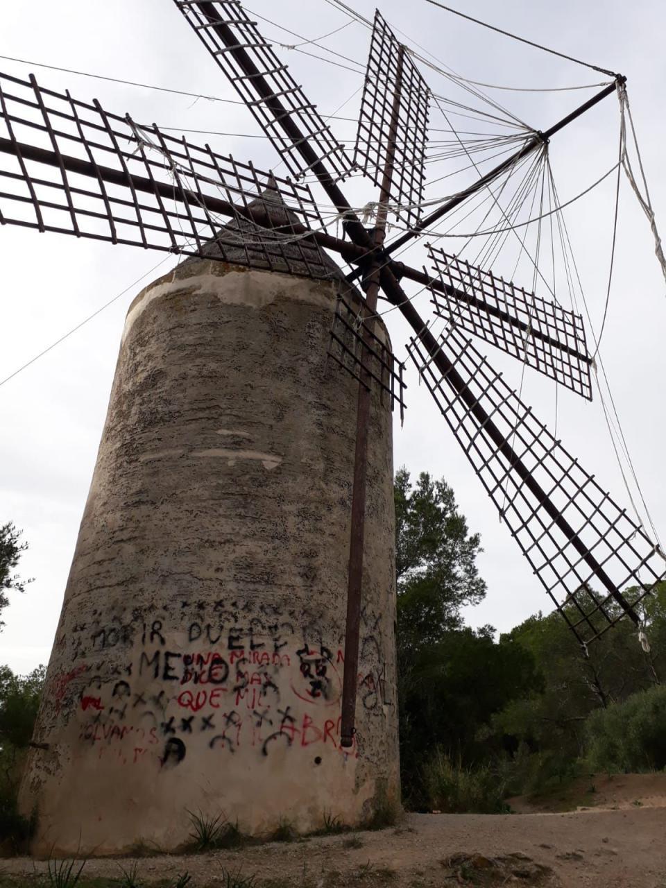 Mühle Ca's Hereu