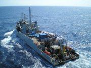 """""""Neptun"""" beginnt mit der Bergung des abgestürzten Lösch-Flugzeug"""