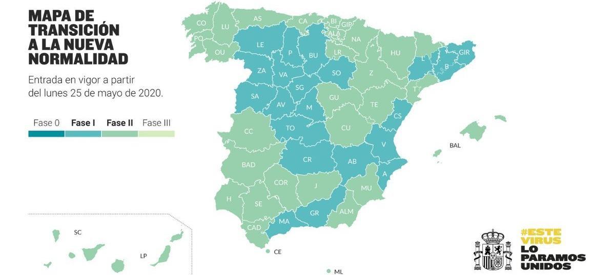Mallorca, Menorca und Ibiza gehen in Phase 2