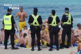 Verschärfte Kontrollen auch am Strand
