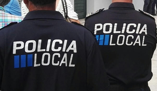 Policia Local auf Mallorca