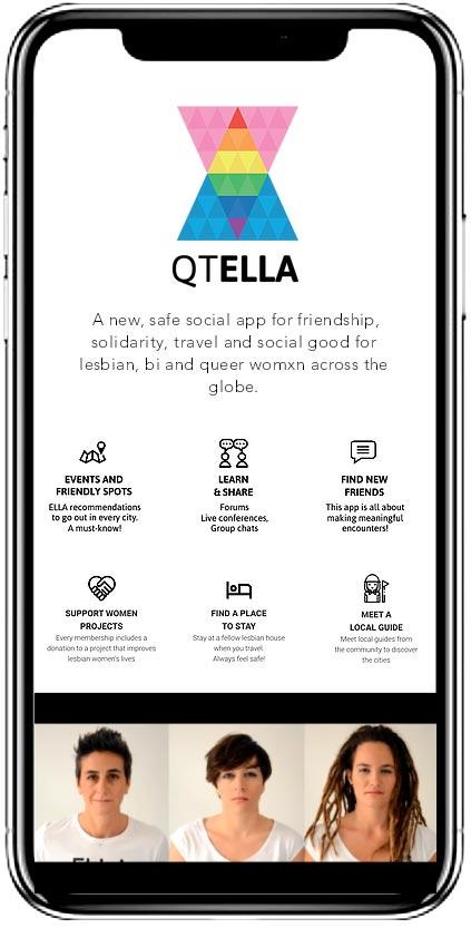 QTELLA is coming