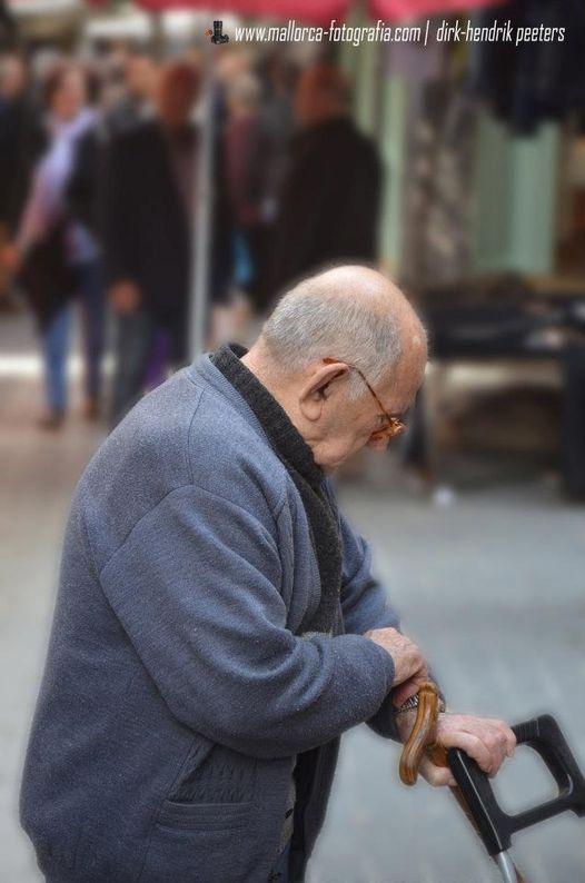 Rentner auf Mallorca